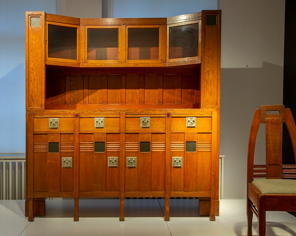 Furniture「Buffet Designed By Hector Guimard」:写真・画像(12)[壁紙.com]