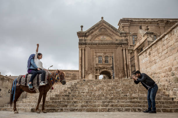 The Historical City of Mardin Continues To Attract Tourists:ニュース(壁紙.com)