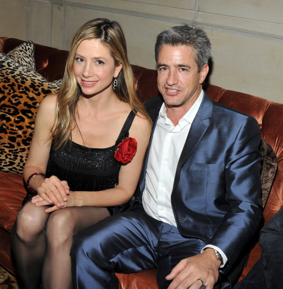 "Mira Sorvino「The Cinema Society & Grey Goose Host A Screening Of ""There Be Dragons"" - After Party」:写真・画像(17)[壁紙.com]"