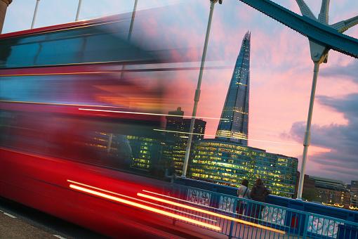 London Bridge - England「The Shard from Tower Bridge.」:スマホ壁紙(15)