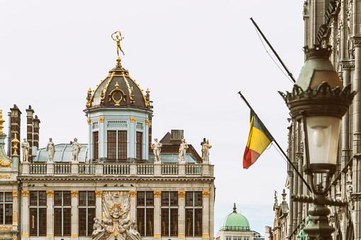 UNESCO「Grand Place, Brussels, Belgium」:スマホ壁紙(6)