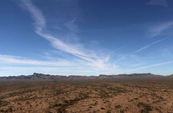 Arizona「U.S. Conducts Aerial Patrols Of U.S.-Mexico Border」:写真・画像(4)[壁紙.com]