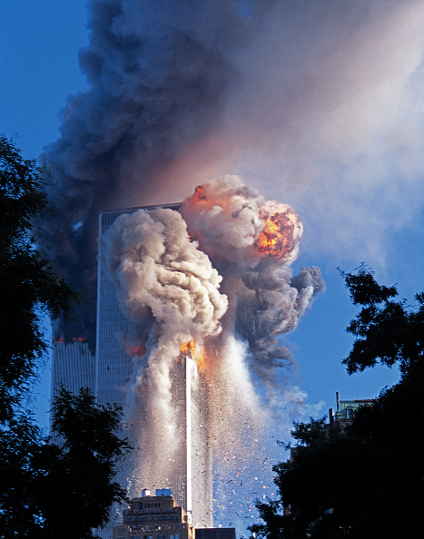 Vertical「September 11 World Trade Center Attacks」:写真・画像(19)[壁紙.com]
