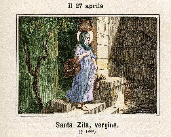 Religious Saint「Saint Zita Virgin」:写真・画像(19)[壁紙.com]