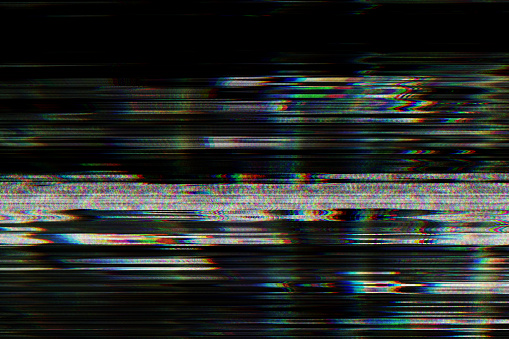 Information Medium「Digital television glitch pattern」:スマホ壁紙(8)