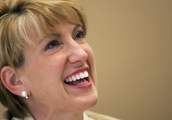 Justin Sullivan「Former HP CEO Carly Fiorina Discusses Her New Book」:写真・画像(15)[壁紙.com]