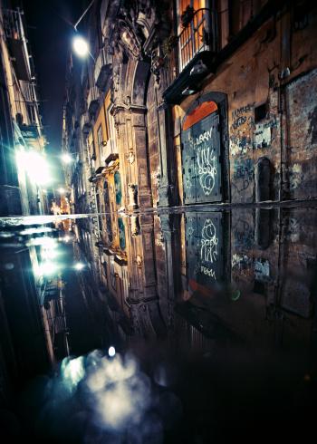 Housing Project「Backstreet reflections.」:スマホ壁紙(2)