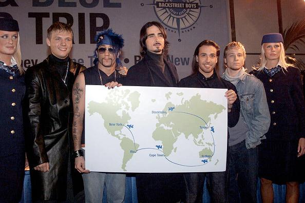 Journey「Backstreet Boys world tour」:写真・画像(8)[壁紙.com]
