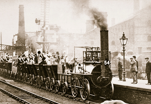 Motion「Train Number One July 1925」:写真・画像(6)[壁紙.com]