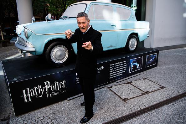 Matthias Nareyek「Unveiling Of Harry Potter Sculptures In Berlin」:写真・画像(4)[壁紙.com]