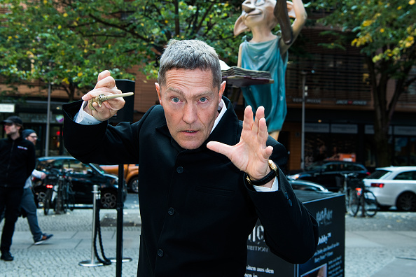 Matthias Nareyek「Unveiling Of Harry Potter Sculptures In Berlin」:写真・画像(3)[壁紙.com]