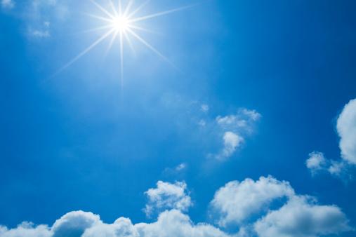 夏「晴れた日」:スマホ壁紙(11)