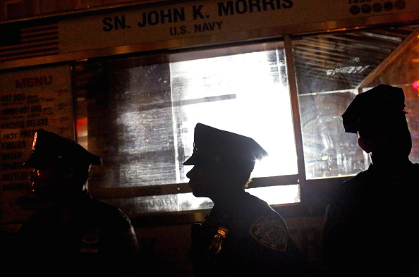 Police Force「Activists March Through NYC Protesting Killings Of Black Men By Police」:写真・画像(10)[壁紙.com]