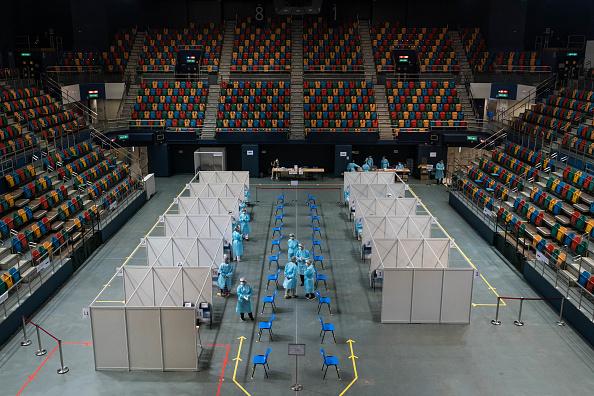 Cotton Ball「Hong Kong Mass Covid-19 Testing Begins」:写真・画像(9)[壁紙.com]
