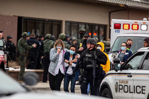 Colorado「Gunman Opens Fires At Grocery Store In Boulder, Colorado」:写真・画像(0)[壁紙.com]