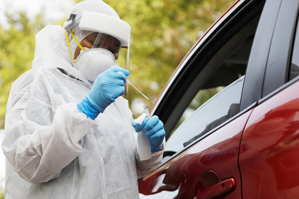 Pandemic - Illness「As State Opens After Lockdown, Coronavirus Cases Spike In Florida」:写真・画像(11)[壁紙.com]