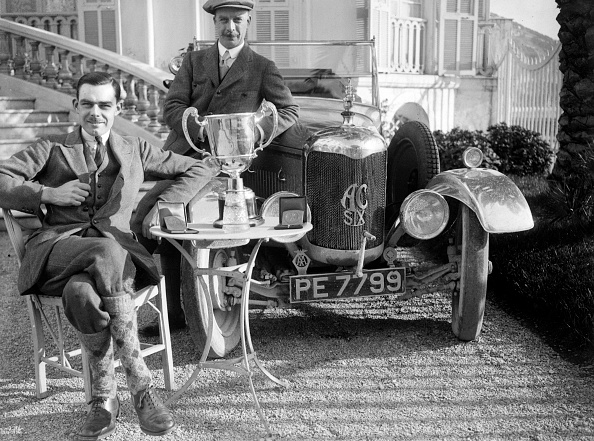 自動車レース「AC 6 1990 cc of VA Bruce, winner of the Monte Carlo Rally, January 1926」:写真・画像(17)[壁紙.com]