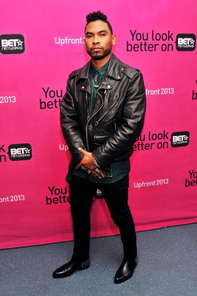 Hair Stubble「BET Networks 2013 New York Upfront」:写真・画像(18)[壁紙.com]