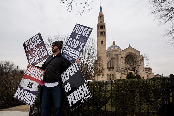 WBC「Funeral For Supreme Court Justice Scalia Antonin Scalia Held In Washington, D.C.」:写真・画像(8)[壁紙.com]
