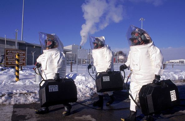 Chemical「U.S. Incinerates Chemical Weapons Stockpile」:写真・画像(9)[壁紙.com]