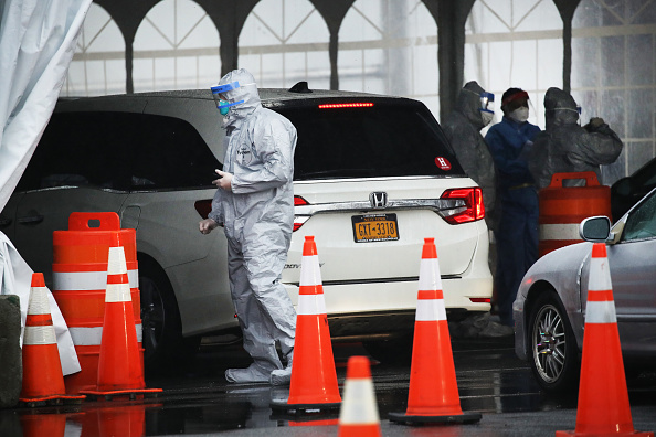 Topix「New York Gov. Cuomo Opens Coronavirus Testing Area In New Rochelle Park」:写真・画像(12)[壁紙.com]