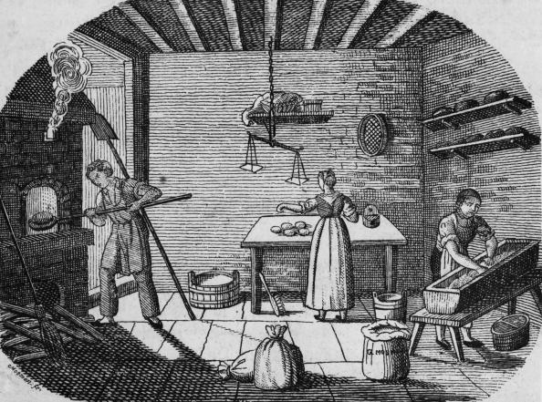 Sack「Bakery Bread」:写真・画像(8)[壁紙.com]