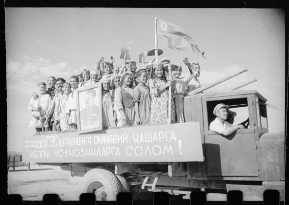 Uzbekistan「The Farkhadstroy」:写真・画像(19)[壁紙.com]
