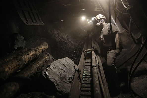 Machinery「Poland, Dependent On Coal, Hosts UN Climate Conference」:写真・画像(6)[壁紙.com]