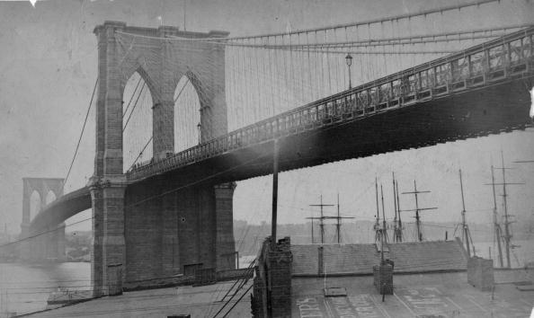 Brooklyn Bridge「Brooklyn Suspension」:写真・画像(6)[壁紙.com]