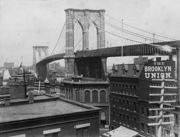 Brooklyn - New York「Brooklyn Bridge」:写真・画像(0)[壁紙.com]