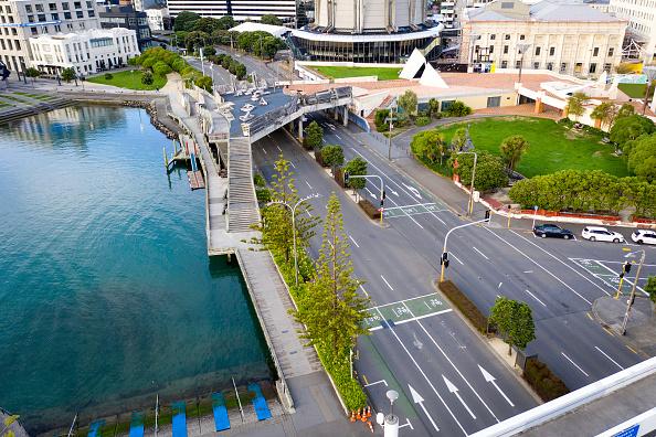 New Zealand「Aerials Of Wellington As NZ Prepares To Reduce Coronavirus Lockdown Restrictions」:写真・画像(14)[壁紙.com]