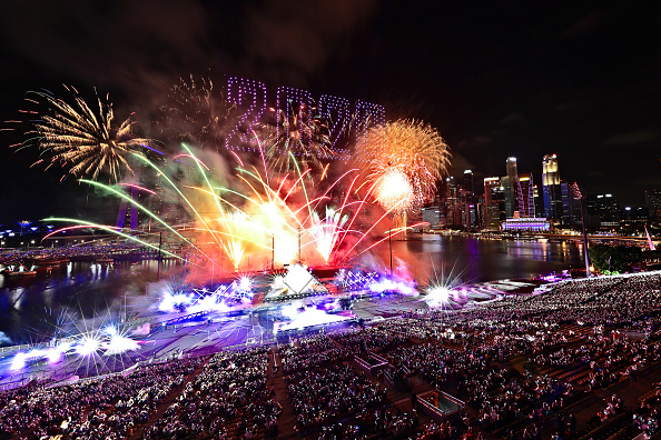 2020「Singapore Celebrates New Year's」:写真・画像(3)[壁紙.com]