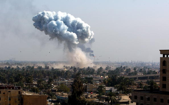 Sunni Islam「Powerful Explosions Rock Baghdad」:写真・画像(7)[壁紙.com]