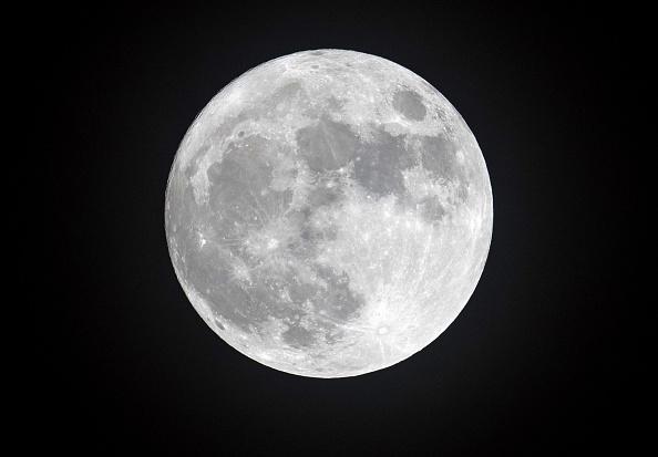 月「The Cold Moon Rises Over Cornwall」:写真・画像(15)[壁紙.com]