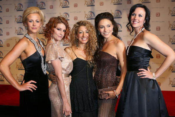 Costume Jewelry「2006 TV Week Logie Awards - Arrivals」:写真・画像(0)[壁紙.com]
