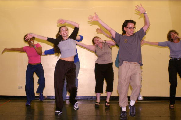 "Bjorn Ulvaeus「Rehearsal for New Broadway musical ""Mamma Mia""」:写真・画像(12)[壁紙.com]"