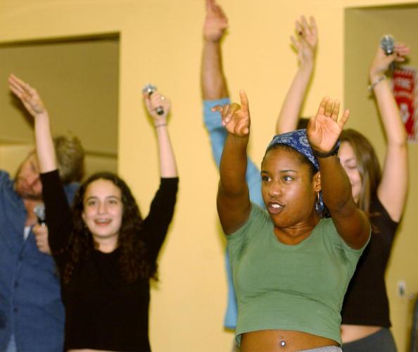 "Bjorn Ulvaeus「Rehearsal for New Broadway musical ""Mamma Mia""」:写真・画像(15)[壁紙.com]"
