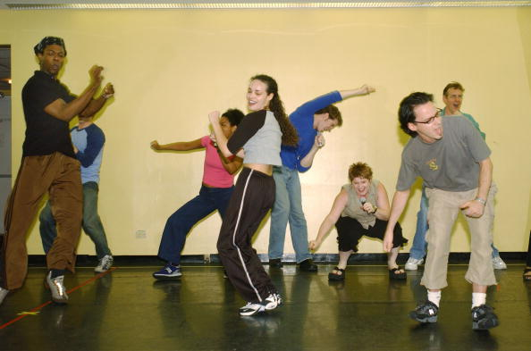 "Bjorn Ulvaeus「Rehearsal for New Broadway musical ""Mamma Mia""」:写真・画像(14)[壁紙.com]"