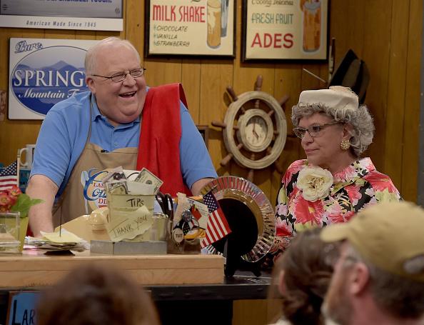 "Digital Display「""Larry's Country Diner"" TV Taping」:写真・画像(14)[壁紙.com]"
