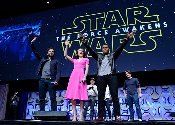 Star Wars Episode VII - The Force Awakens「Disney's Star Wars Celebration 2015」:写真・画像(5)[壁紙.com]