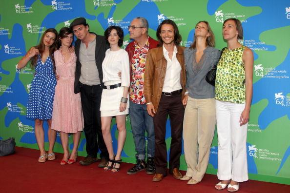 Jose Lopez「64th Venice Film Festival : En La Ciudad De Sylvia - Photocall - Day 8」:写真・画像(4)[壁紙.com]