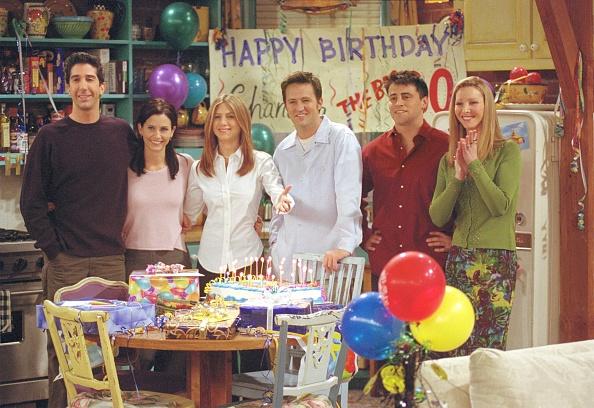 Television Show「Friends Television Stills」:写真・画像(0)[壁紙.com]