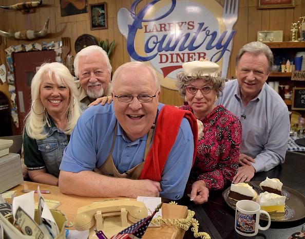 "Digital Display「""Larry's Country Diner"" TV Taping」:写真・画像(11)[壁紙.com]"
