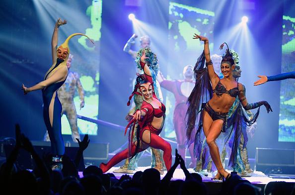 ラスベガスアリーナ「Vegas Strong Benefit Concert - Show」:写真・画像(14)[壁紙.com]