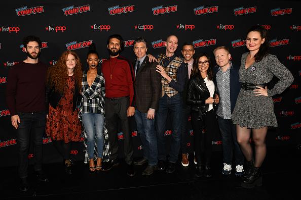 Star Trek Television Series「New York Comic Con 2018 -  Day 3」:写真・画像(8)[壁紙.com]