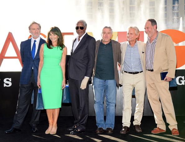 "CBS Films「""Last Vegas"" Cast Receives Key To Las Vegas At The Bellagio」:写真・画像(0)[壁紙.com]"