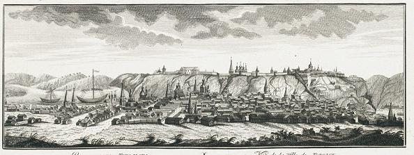 Etching「View of Tobolsk, ca 1735」:写真・画像(8)[壁紙.com]