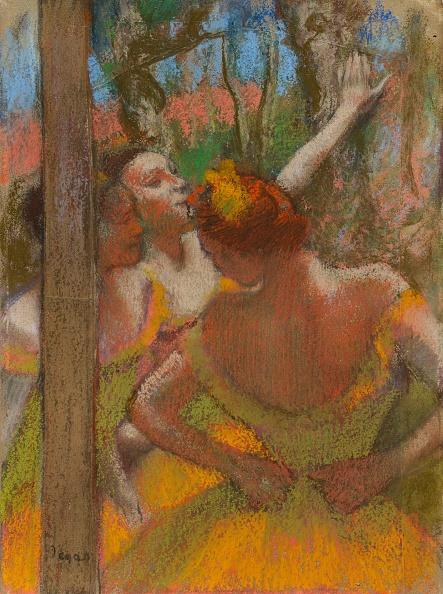 Edgar Degas「Dancers」:写真・画像(13)[壁紙.com]