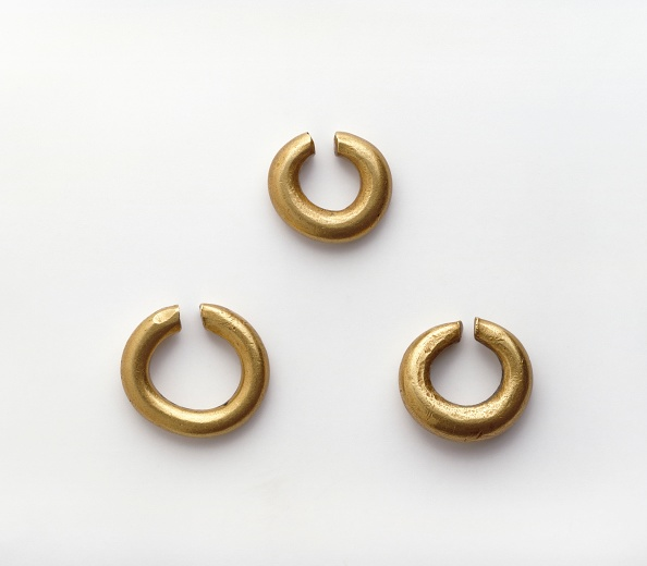 King's Lynn「Gold Penannular Rings」:写真・画像(10)[壁紙.com]