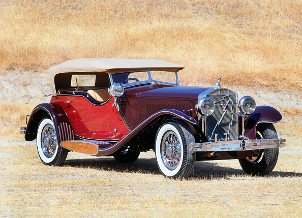 Collector's Car「1933 Isotta Fraschini Tipo 8Ass.」:写真・画像(7)[壁紙.com]